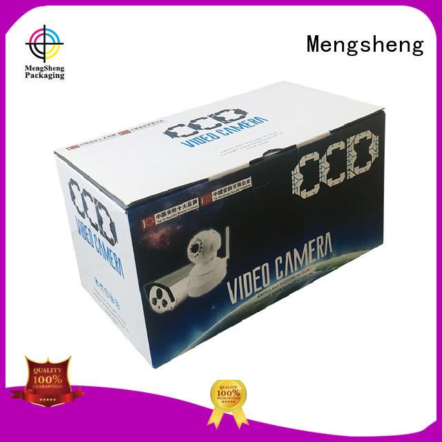 quality phone case box shipping clothing swimwear packing Mengsheng