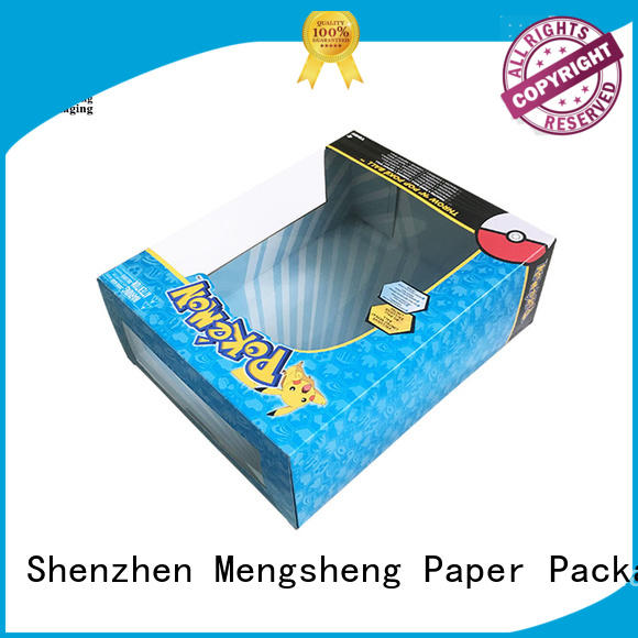 Mengsheng kids toy box on-sale with handles