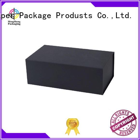 foldable paper box luxury magnet foldable box manufacture