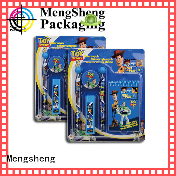 Mengsheng custom blister packaging blister by bulk