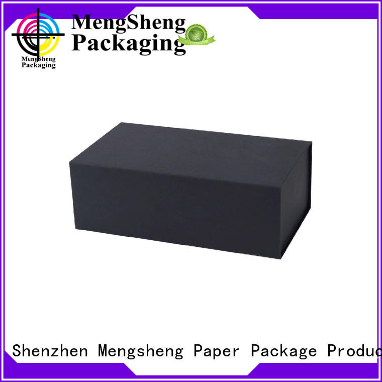 Hot foldable box color Mengsheng Brand