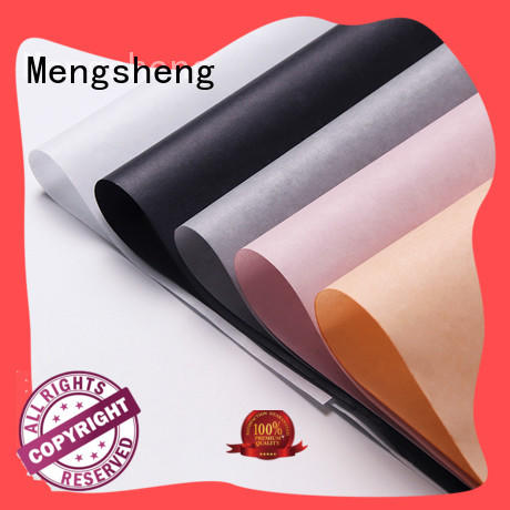 tracing grey tissue paper small base latest deisgn Mengsheng