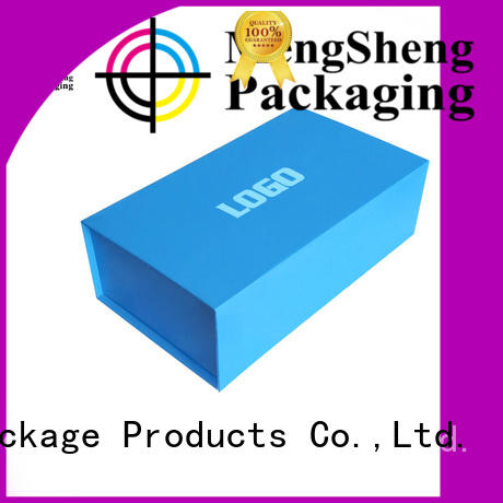 hot-sale folding packing boxes logo printed for florist