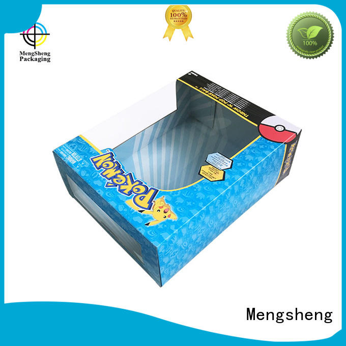 Mengsheng wholesale box of toys on-sale with ribbon