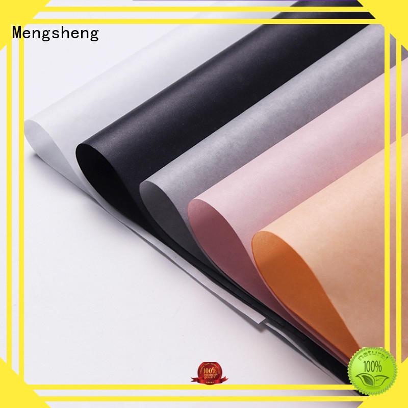 logo grey tissue paper at discount Mengsheng
