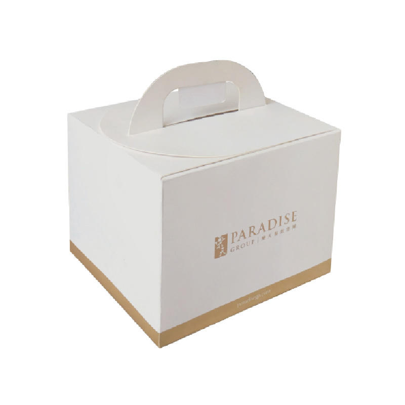 colors large cake box single Mengsheng-1
