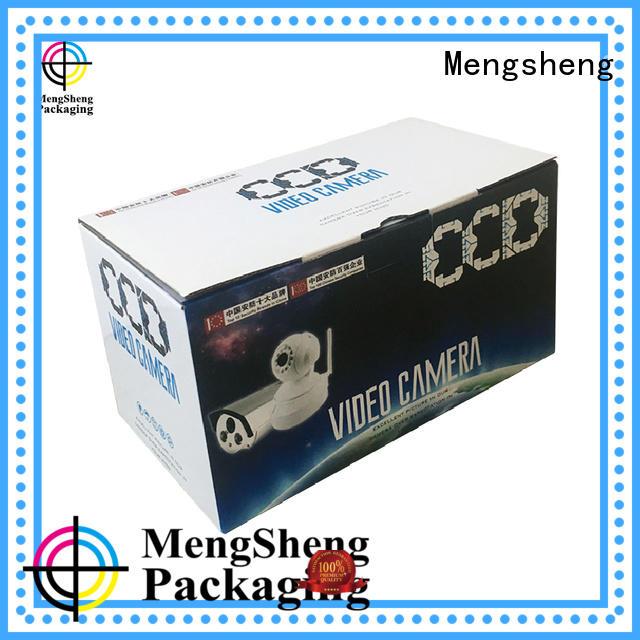 Mengsheng multifunctional mobile phone box shipping clothing swimwear packing