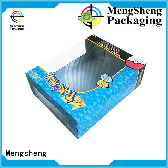Mengsheng box of toys free sample with ribbon