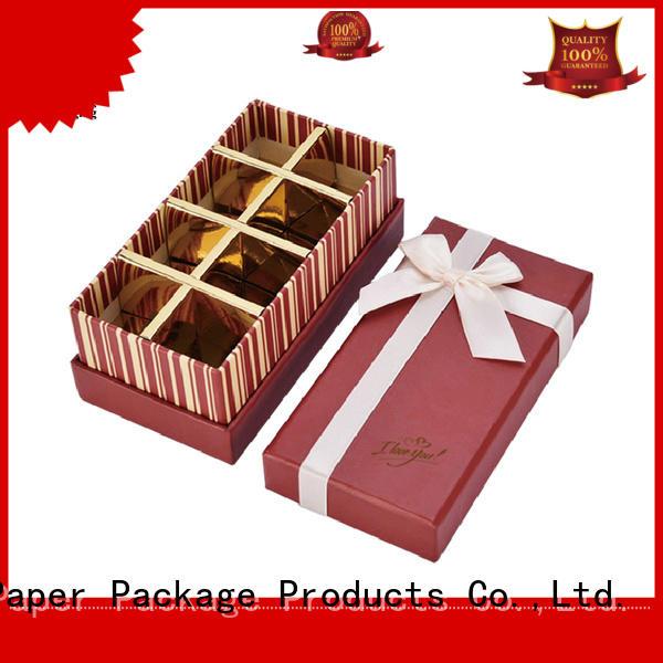 Mengsheng cardboard fudge boxes waterproof for sale