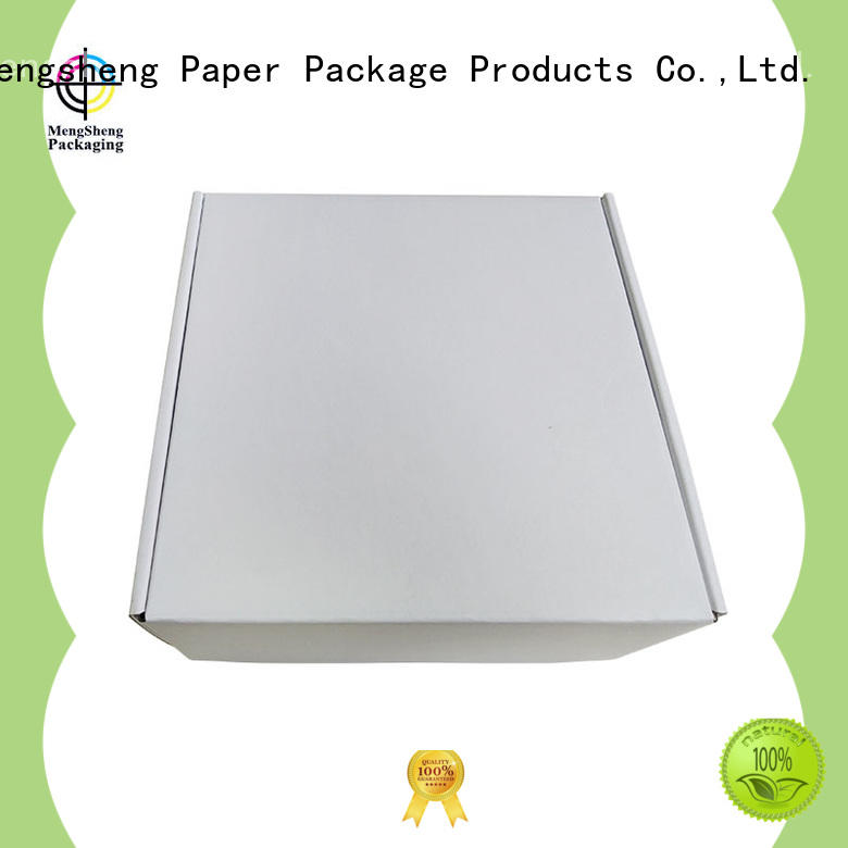 Mengsheng apparel shipping gown box at discount with ribbon