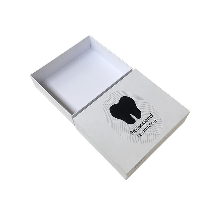 handmade 2 piece gift boxes ecofriendly rectangular chocolate packing-2