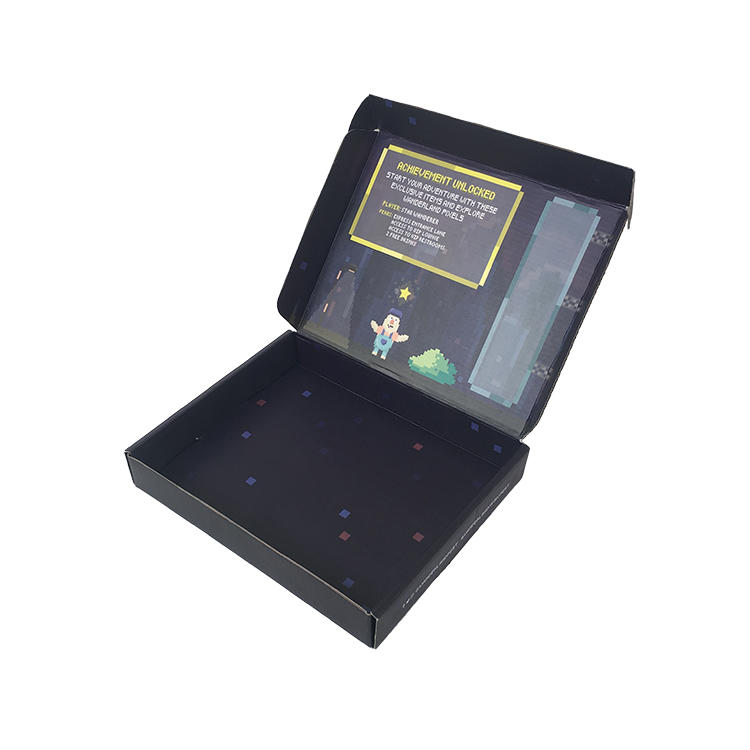 Mengsheng printing gift mailing boxes eco friendly
