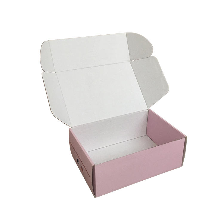 custom boxes pink colour Mengsheng-1