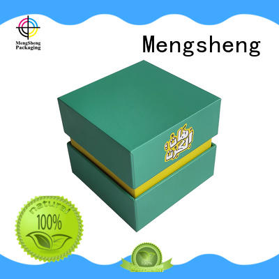 Luxury OEM small cardboard lid and base gift card box