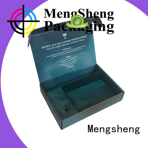 bottle packaging packing boxes corrugated cardboard with ribbon