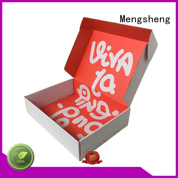 Custom huge gift box with lid printing design for business with ribbon