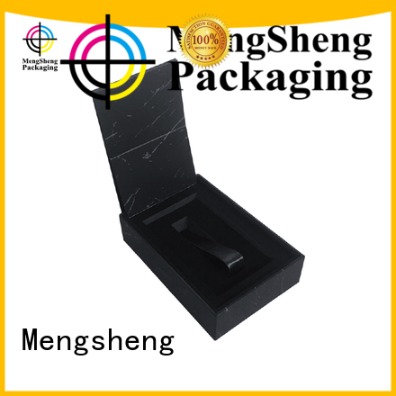 cosmetics packaging cardboard boxes with lids stamping special jewelry packing