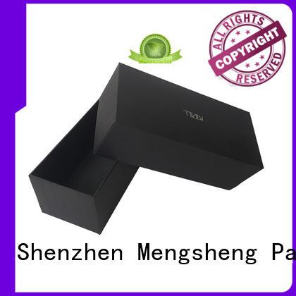 cardboard box shopping ectronics packing Mengsheng