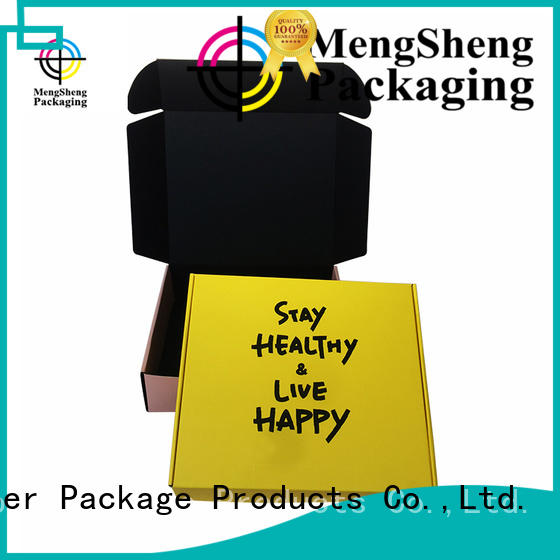 round tube custom shipping boxes corrugated shoes packing convenient