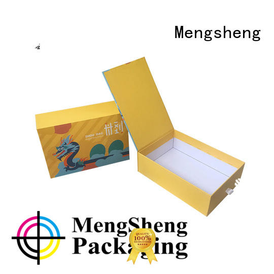 full color gift card box round tube reversible for wholesale