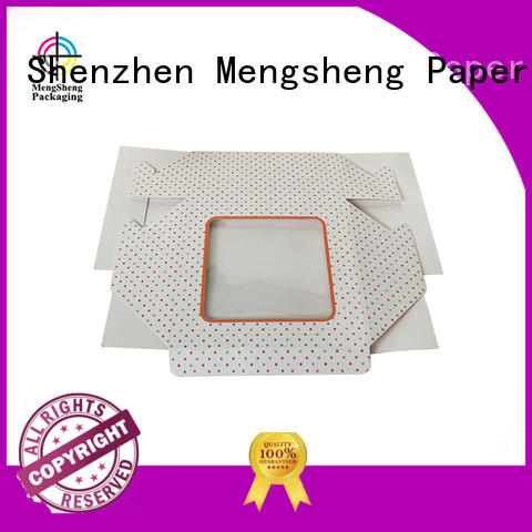 Mengsheng on top mini cake boxes sturdy for wholesale