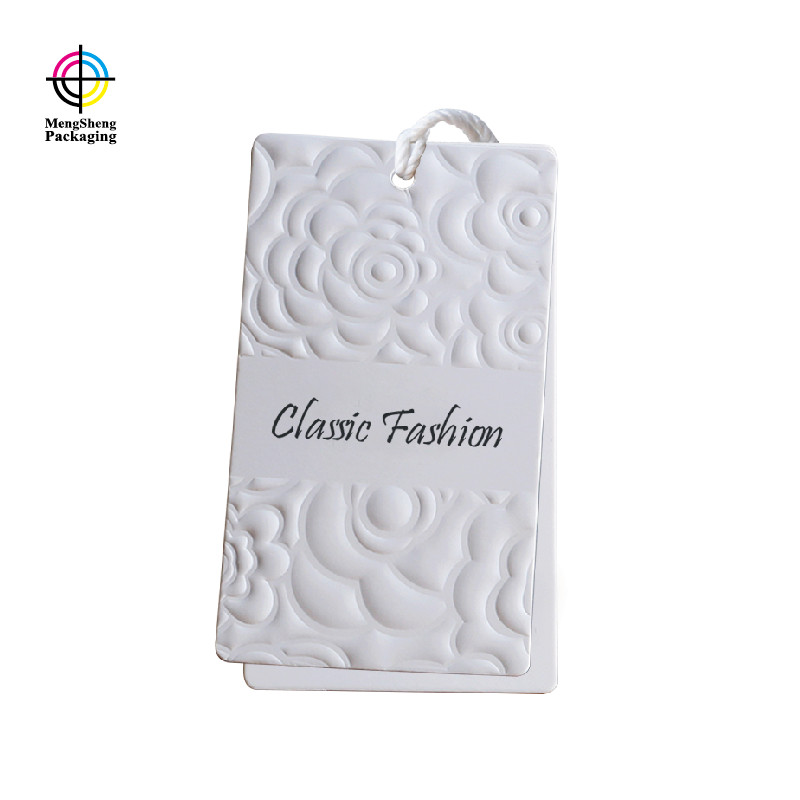 Mengsheng handmade paper hang tags luxury jewelry packing-1