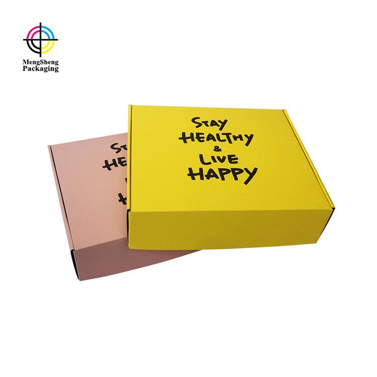 custom shipping box sister printing simple inside for t-shirt