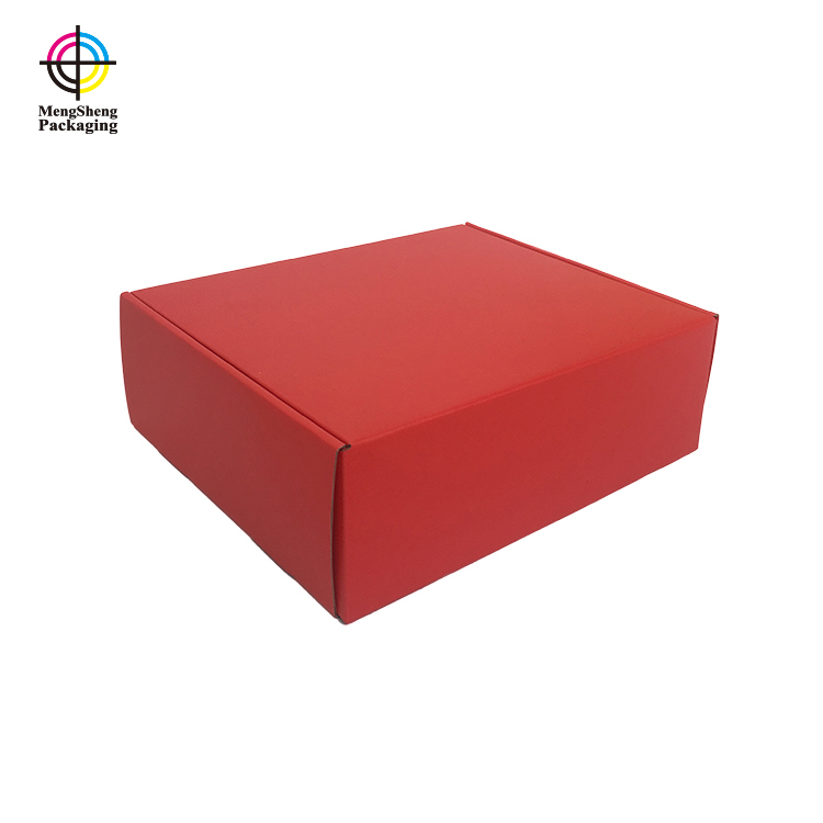 Mengsheng pink colour large christmas box with lid oliver oil displaying-2