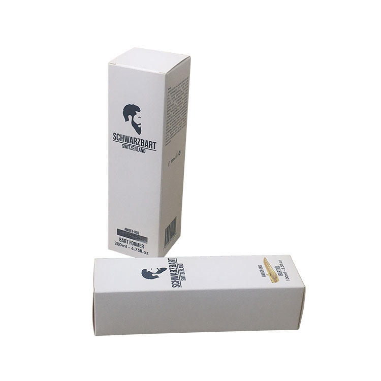 Cosmetic packaging box wholesale custom printed personal care box