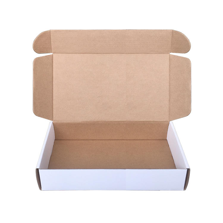 Shipping Box For Packaging And Mailing Custom Boxes Printed Corrugated Board
