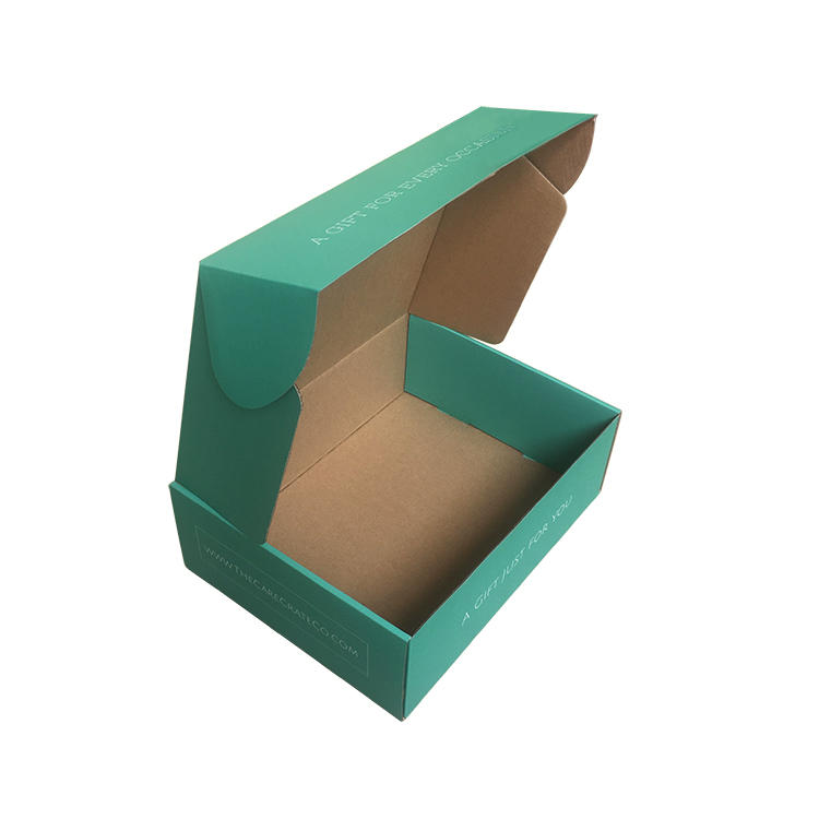 Custom Shipping Box Clothing Shoes Packing Corrugated Box