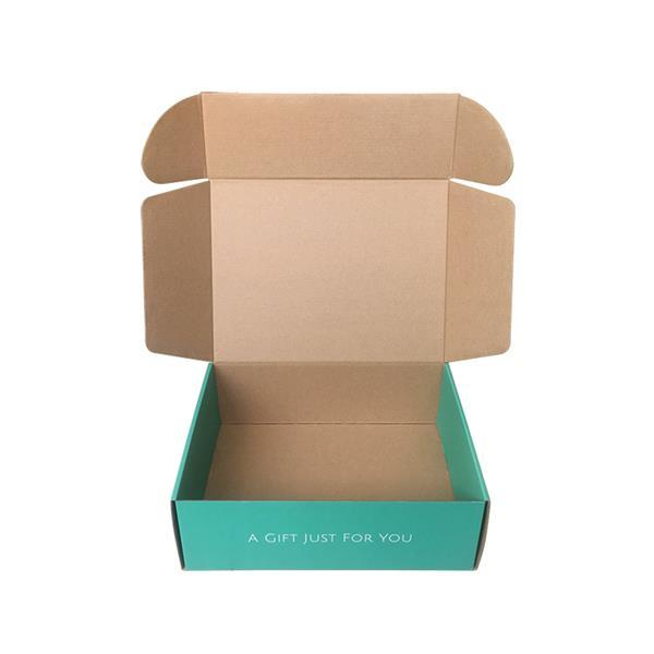 Clothing boxes custom printed corrugated board luxury packaging shipping and mailing