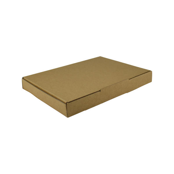 A5 Postal Box 25mm High - Kraft Brown (Brown Inside) Kraft White (White Inside) no printing