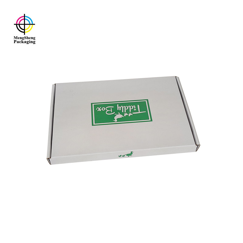 Mengsheng customized shirt gift boxes free sample with handle-2