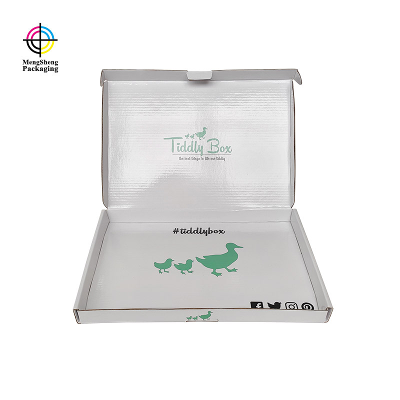 Mengsheng customized shirt gift boxes free sample with handle-5