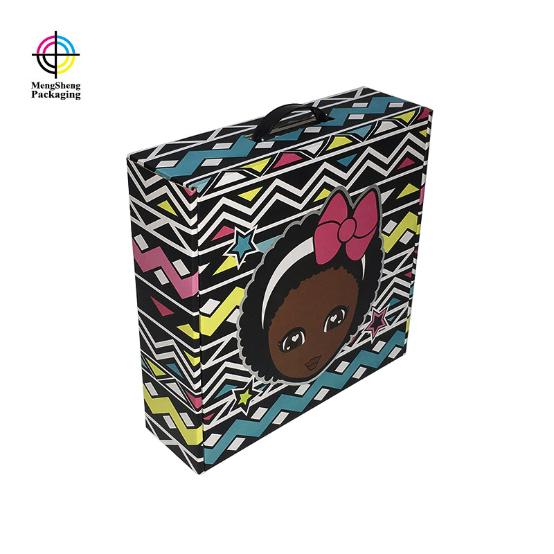 high quality mailing box corrugated shoes packing custom design-2