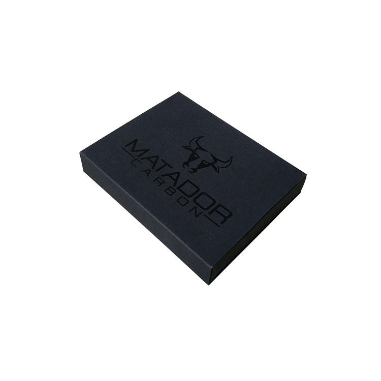 Custom Boxes For Nail Black Colour Sponge Insert