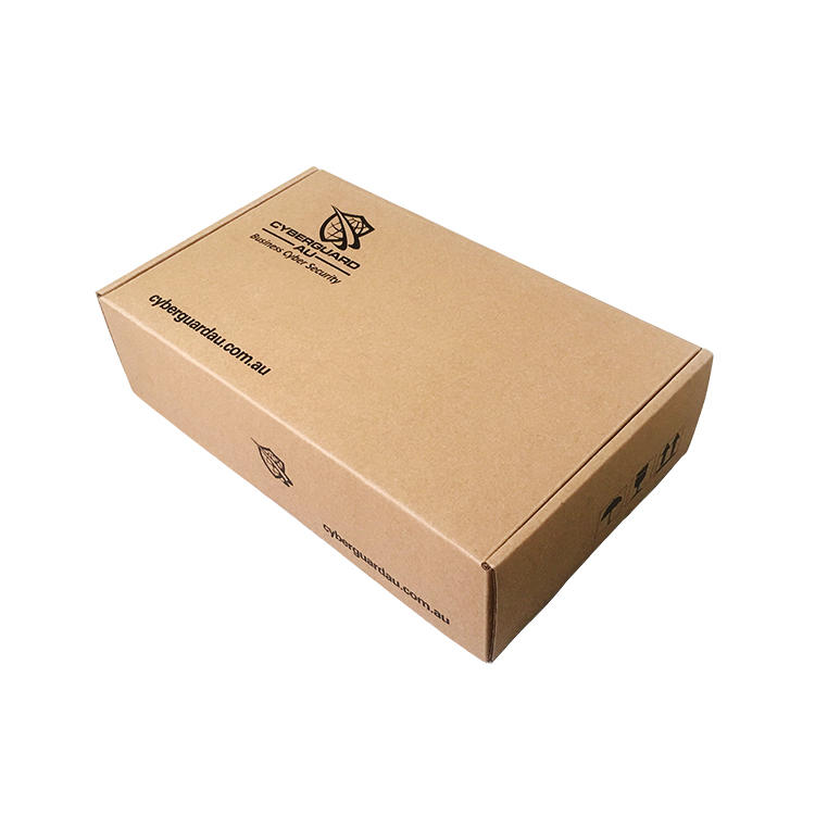 Clothing Box Kraft Colour Thick Material Custom Boxes