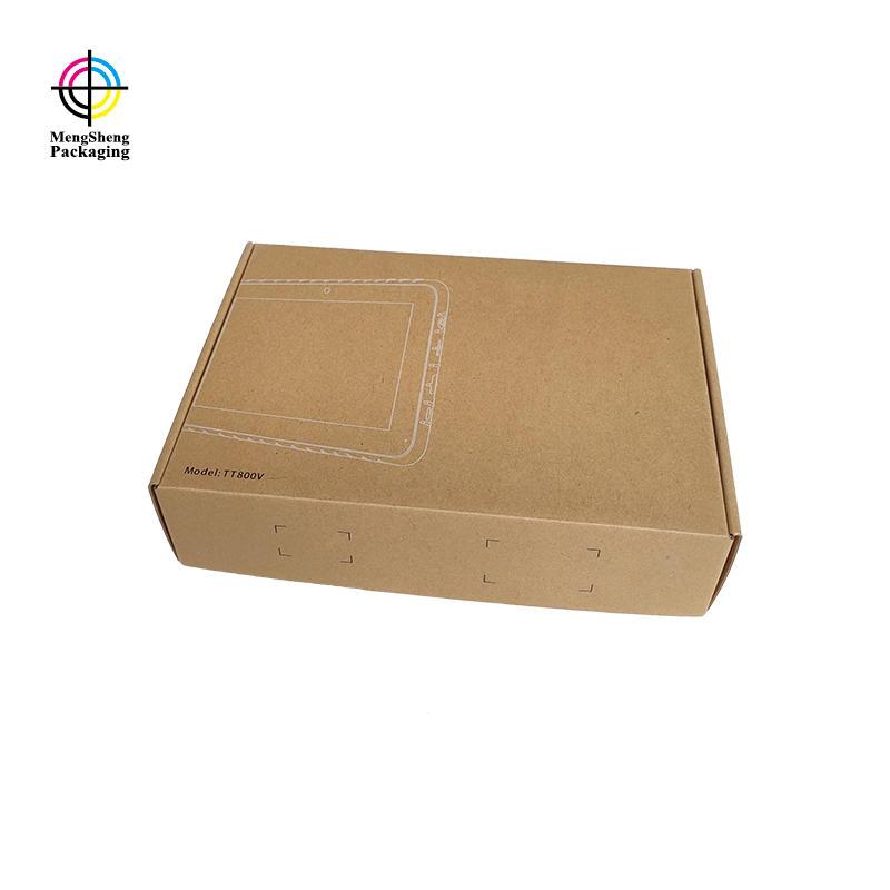 Mengsheng analog cell phone box logo printed for florist-2