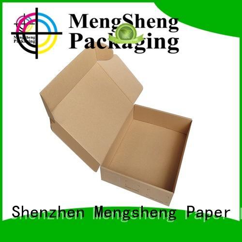 Mengsheng multifunctional buy cardboard boxes for florist