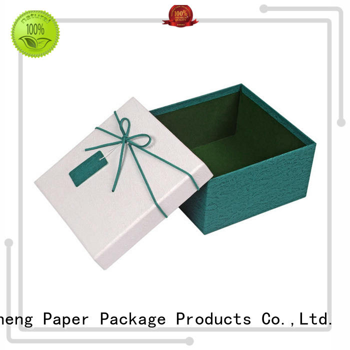 electronics packaging two piece box ecofriendly special chocolate packing
