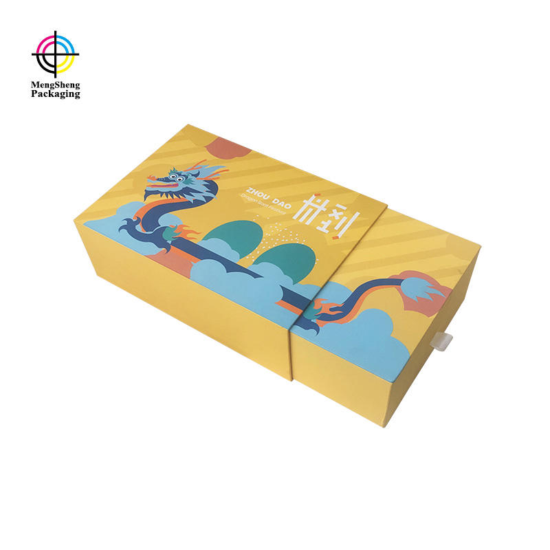 full color gift card box round tube reversible for wholesale-2