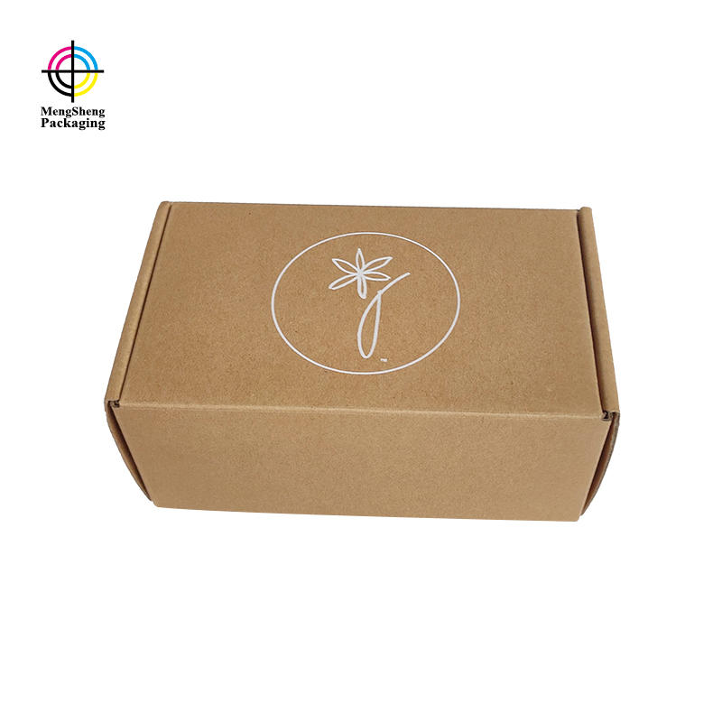 Mengsheng printing mailing box shoes packing custom design-2