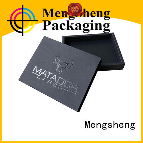 Mengsheng cosmetic packaging where can i buy little gift boxes with handle