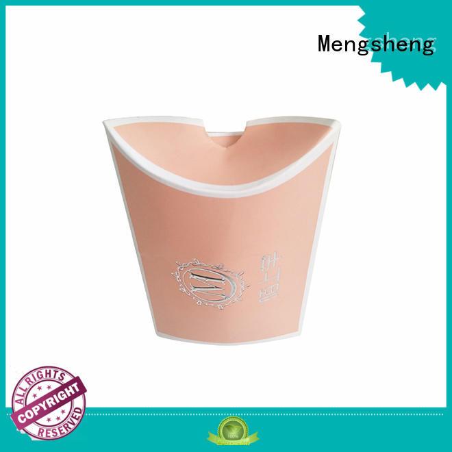 Mengsheng professional hair box wholesale bulk producion