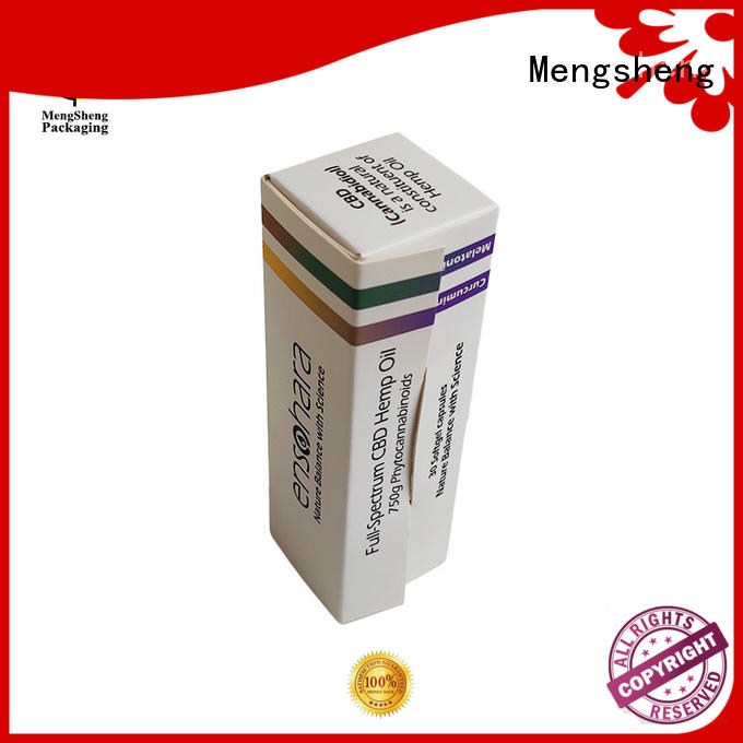 Mengsheng waterproof fragrance box sets cheapest price top brand