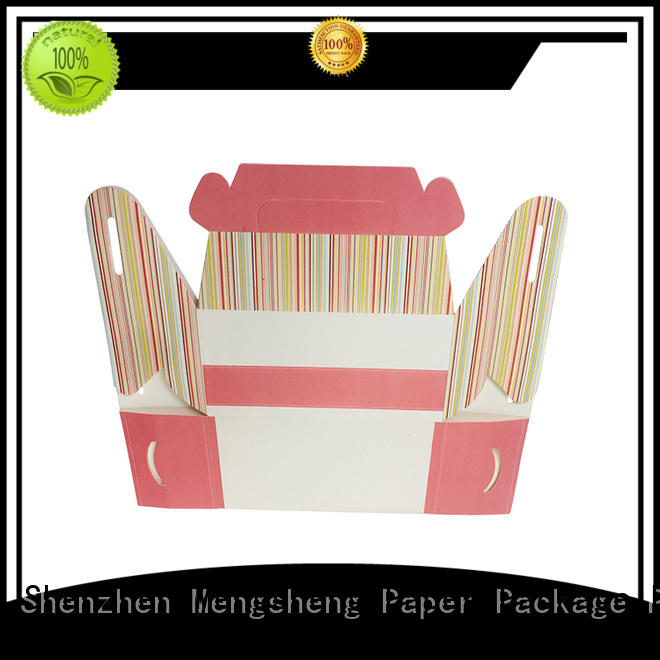 customized packing boxes oliver oil displaying ectronics packing Mengsheng