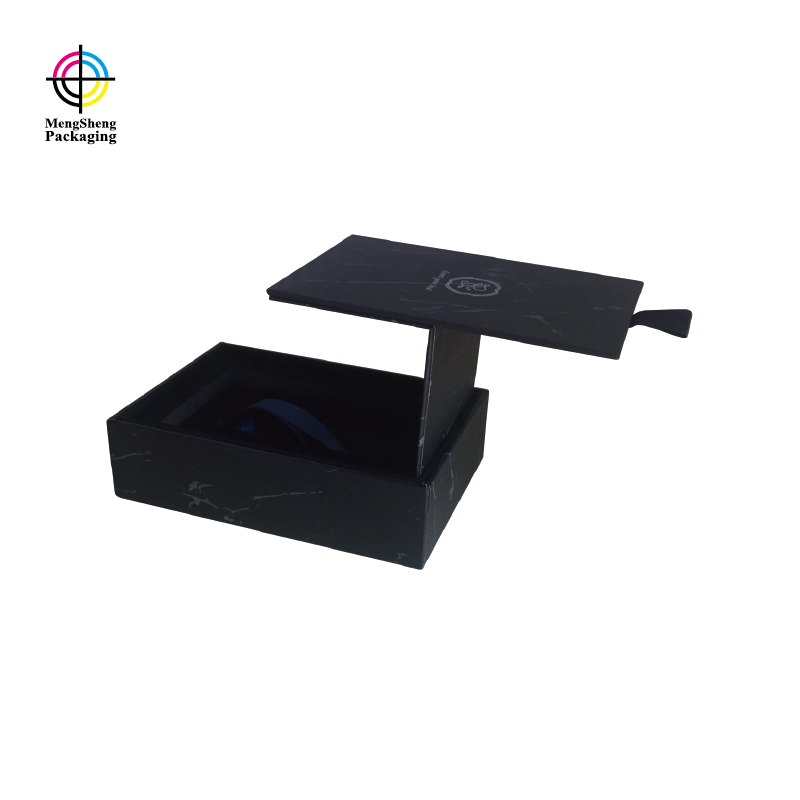 Mengsheng handmade 2 piece box special jewelry packing-2