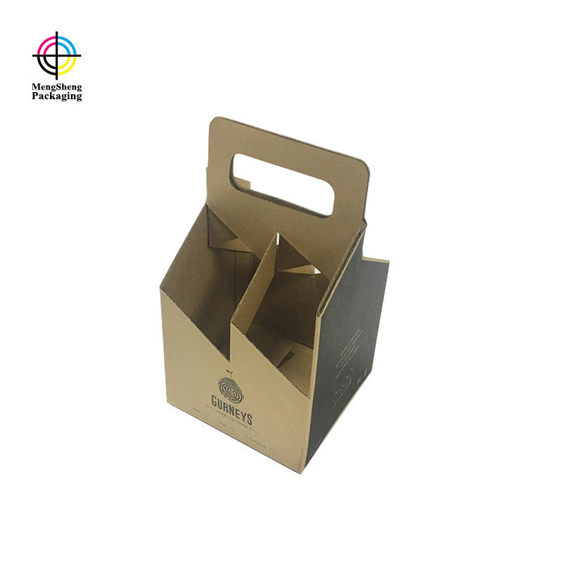 Mengsheng round tube custom mailer boxes shoes packing convenient-3