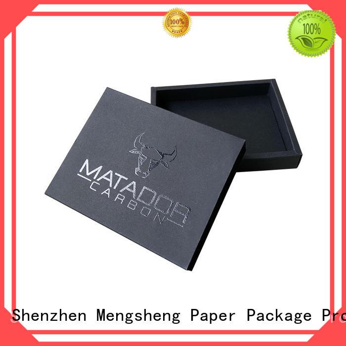 Mengsheng shopping Custom Cardboard Boxes corrugated cardboard ectronics packing